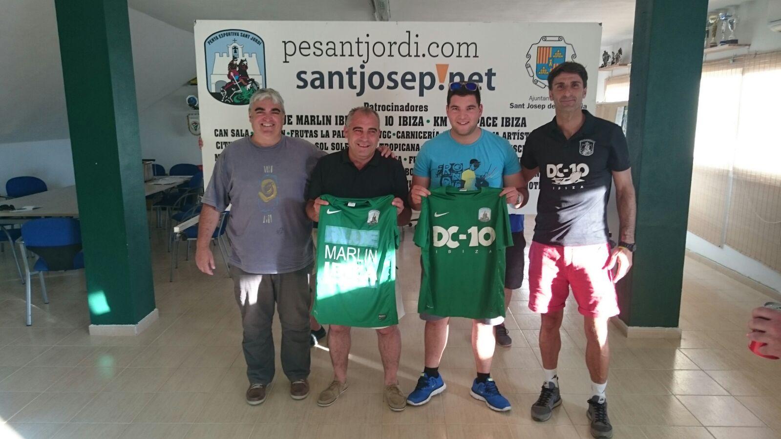 PE Sant Jordi - Tete Páez nuevo entrenador del equipo Regional